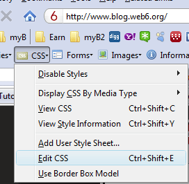 edit wordpress css file