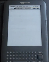 kindle 3g review