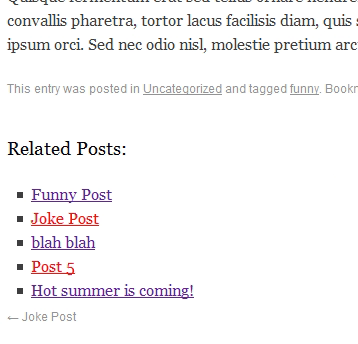 related post category
