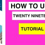 Twenty Nineteen theme tutorial